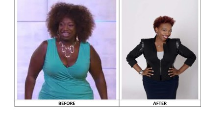 Lisa Nichols-Before and After